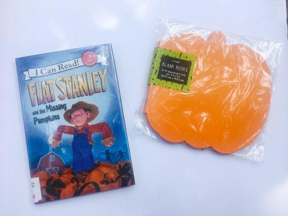 Pumpkin playdate craft ideas