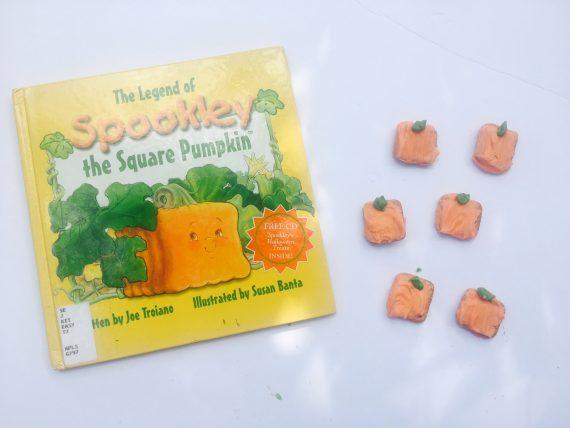 Pumpkin playdate - Halloween books
