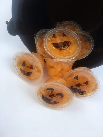 Pumpkin playdates snack ideas