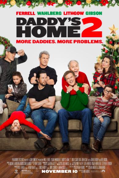 holiday movies 2017
