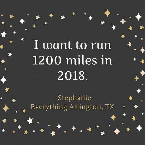 goal setting in 2018
