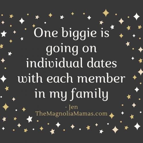 family dates