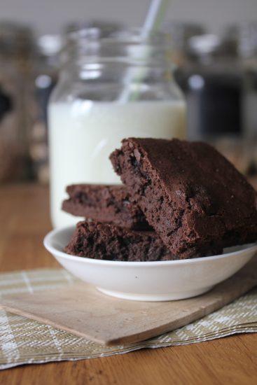 easy gluten free brownie recipe